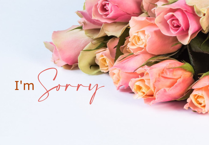 """It can often be difficult to find the right words to express what you are feeling, especially if you want to say I'm sorry"""". Sending flowers as a statement of regret is an insightful way to show a friend or family member you care for them and that you're sorry. """