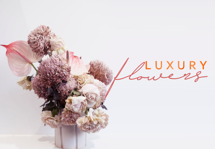 Choose an arrangement from our Luxury Flowers line! These eye-catching arrangements are great to dazzle your beloved. Whether you're sending a corporate gift or trying to impress someone special, you can't go wrong with these bouquets. Each one is uniquely arranged to make a luxurious display of floral elegance.