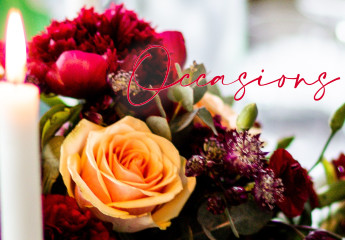 We are an established florist passionate about delivering the finest flowers for all occasions. Order before cut off time to enjoy same-day delivery.