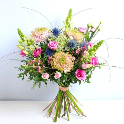 Perfectly Pretty bouquet is a classic flower mixed that attracts people with its beauty.