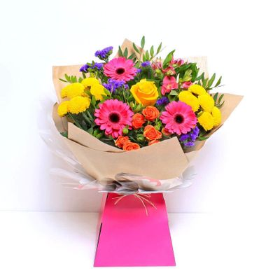 Blazing Beauty glamorous flowers brights all the way to your home and gives more joy to the people around you.