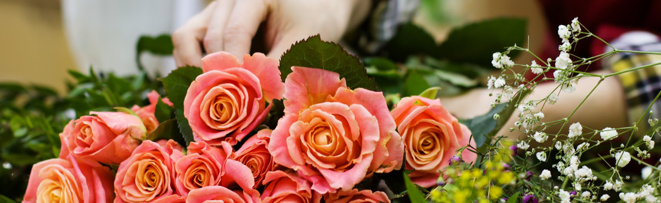 Why buy your flowers from a local florist