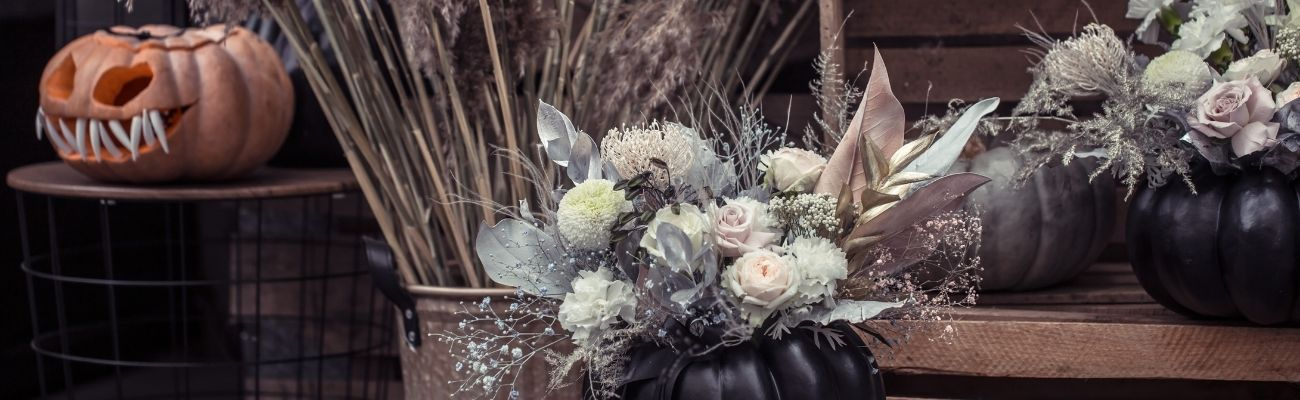 The best Halloween floral trends 2020