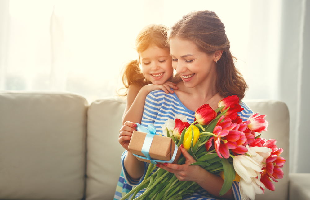Celebrate Mother's Day 2021 While in Lockdown