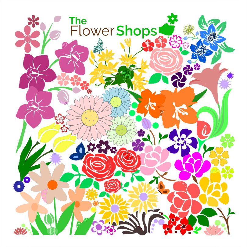 The Flower Shops banner