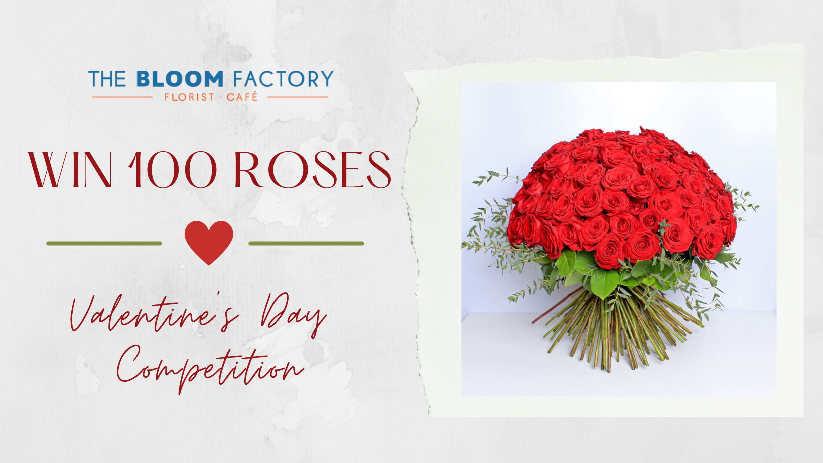 100 Red Roses: The Perfect Gift for Valentine's Day 2021